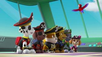 La Pat'Patrouille des Mers : Les chiens pirates