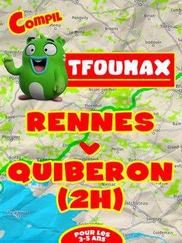 Regarder Rennes - Quiberon en vidéo