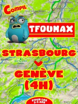 Regarder Strasbourg - Genève en vidéo