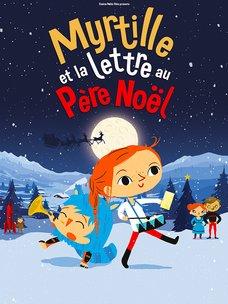 Myrtille et la lettre au Père Noël: regarder le film