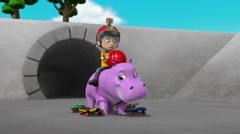 Le Hippo Rodéo de Danny