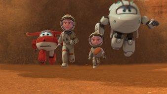 Mission sur Mars
