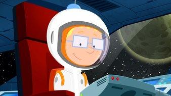 Martin et les Astéroïdiens