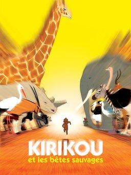 Regarder Kirikou et les bêtes sauvages en vidéo