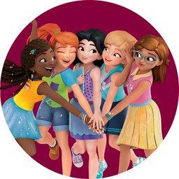 avatar Lego Friends : Cinq filles en mission