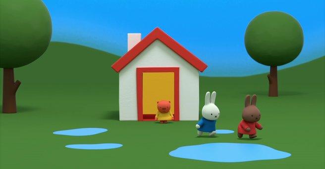 Regarder: Miffy et les flaques d'eau