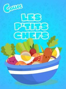 Les p'tits chefs: regarder la playlist