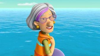 La Pat' Patrouille des Mers sauve Mamie Tilly