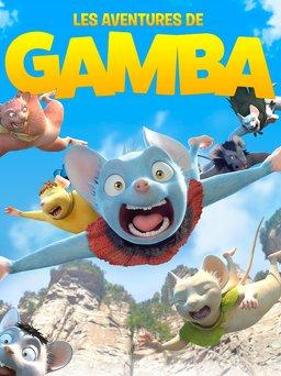 Regarder Les aventures de Gamba en vidéo