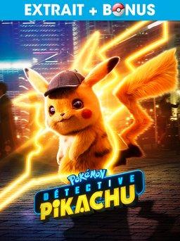 Regarder Détective Pikachu en vidéo