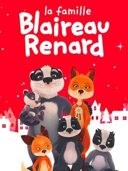 Regarder La famille Blaireau-Renard en vidéo