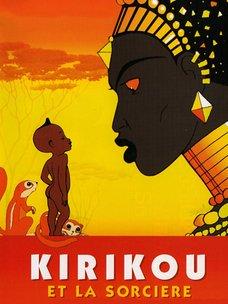 Kirikou et la sorcière: regarder le film