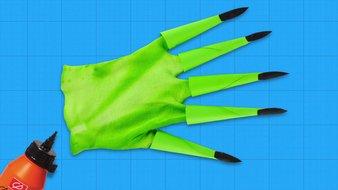Des doigts de sorcière