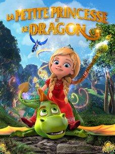 La petite princesse et le dragon: regarder le film