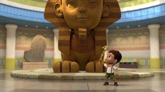 Le sceptre des pharaons