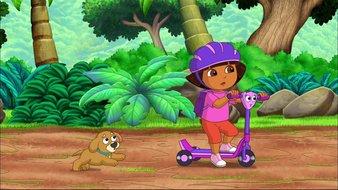 Dora et Puppy au secours de Babouche