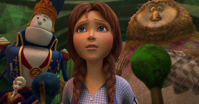Regarder: Le monde magique d'Oz