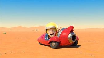 Perdus dans le désert