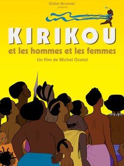 Regarder Kirikou et les hommes et les femmes en vidéo