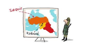 Que se passe-t-il à Kobané ?
