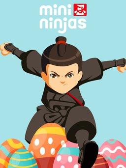 Regarder Mini Ninjas en vidéo