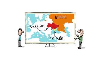 Est-ce qu'il y a encore la guerre en Ukraine ?