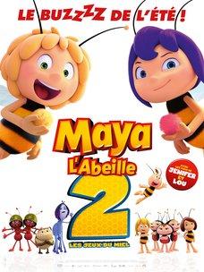 Maya l'abeille 2 - Les jeux du miel: regarder le film