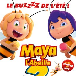 avatar Maya l'abeille 2 - Les jeux du miel