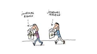 Pourquoi y a-t-il plusieurs journaux en France ?