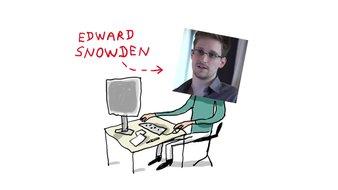 C'est qui Edward Snowden ?
