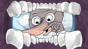 La dent qui bouge