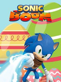 Regarder Sonic Boom en vidéo