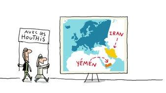 Que se passe-t-il au Yémen ?