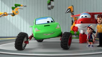 Une voiture sur mesure