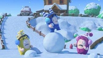 L'abominable blague des neiges