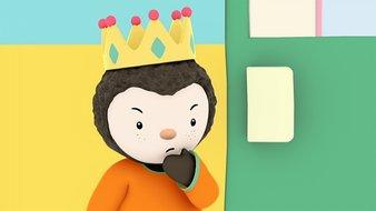 Le roi de la galette