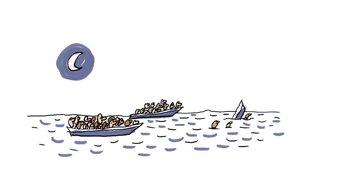 Comment l'Europe lutte contre les naufrages de refugiés en Méditerranée ?