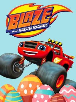 Regarder Blaze et les Monster Machines en vidéo