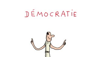 C'est quoi la démocratie ?