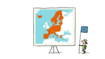C'est quoi l'espace Schengen ?