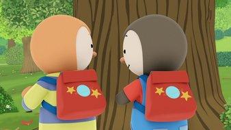 Les sacs jumeaux