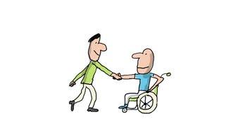 Comment les personnes handicapées sont-elles accompagnées dans leur vie quotidienne ?