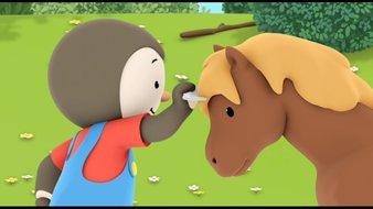 Mon amy le poney