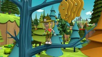 La journée des abeilles au Grand Parc Aventure
