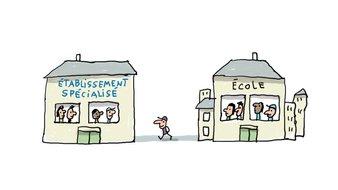 Comment les enfants handicapes