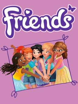 Regarder Lego Friends : Cinq filles en mission en vidéo