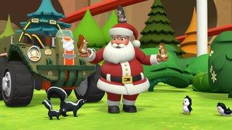 Un joyeux Noël avec les rangers