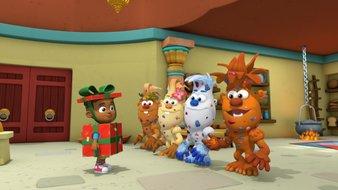 Les deux grandes fêtes de Noël au Grand Parc Aventure