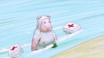 Infirmière Cochon