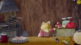 L'histoire d'un courageux petit renard
